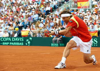 Ferrer: Spain's iron man