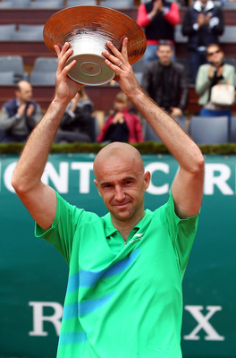 Ljubicic won all but one match in Croatia's run to the 2005 title.