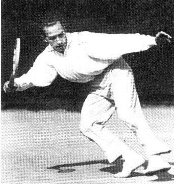 Cochet's performance in 1928 was one of the greatest.