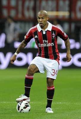 Signing such as Nigel de Jong have bolstered the side