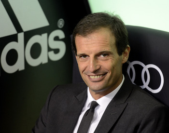 Allegri says it's not that bad