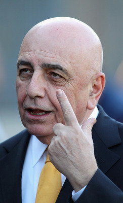 """I like to think I have an eye for detail,"" Galliani seemed to say"
