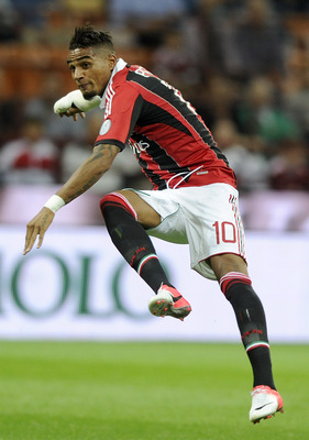 Boateng will be a big part in Milan's attacking play