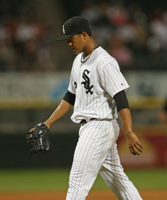Expect Quintana's second-half slide to continue against the Detroit Tigers and Los Angeles Angels of Anaheim this week.