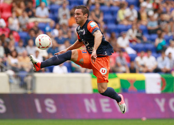Emanuel Herrera has some large shoes to fill at Montpellier as Olivier Giroud left for Arsenal this summer.