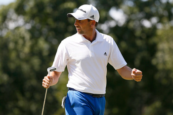 There were high hopes in Spain for Sergio Garcia.