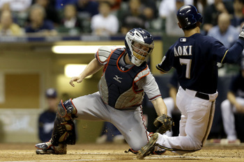 Although he's struggled hitting for average, Brian McCann is hitting his power numbers.