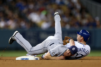 The San Diego Padres would love to cripple the Dodgers' playoff chances at Petco Park next week.