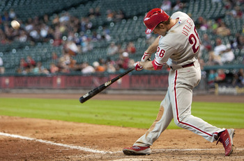 A chronically bad knee at this stage in his career is not good news for Utley.
