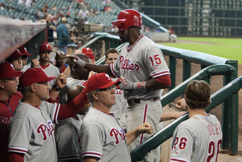 John Mayberry has helped spark a surge in Phildelphia. Welcome him into your dugout for a similar effect.