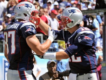 Gronk, as always, will be a big part of the game plan as a blocker and receiver.