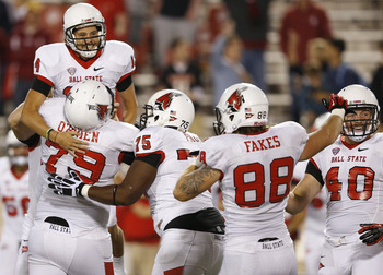 The Ball State Cardinals won their second game of the season against the Indiana Hoosiers on Saturday.