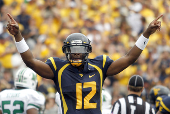 Geno Smith and the West Virginia Mountaineers were dominant in their Week 3 contest against James Madison.