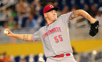 The Reds could well look to lock in Mat Latos long-term this winter. What will that do for the Reds' spending plans this offseason?