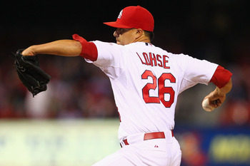 At 15-3 with a 2.71 ERA, will the Cardinals bring Kyle Lohse back next season?