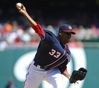 Will it be worth the Nationals' while to extend starting pitcher Edwin Jackson?