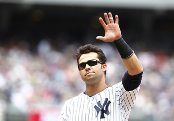 Nick Swisher may soon be waving goodbye to the Bronx and hopes to do so on a hitting tear. He'll need to get hot.