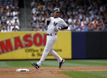 Derek Jeter won't let the Yankees fail.