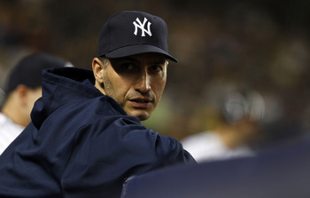 The Yankees Universe turns their lonely eyes to you, Andy Pettitte.