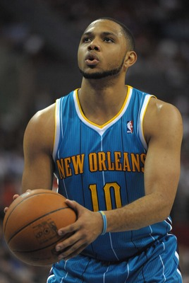 Eric Gordon is still one of the rising stars in the league.