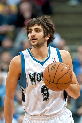 Ricky Rubio had his incredible rookie season shortened by injury.
