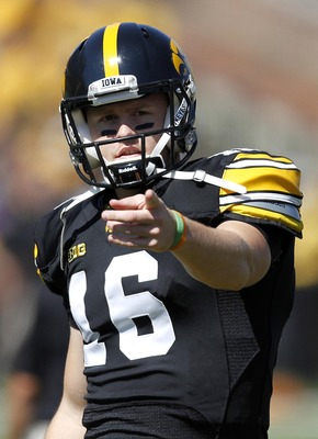 Vandenberg wants YOU to be the next Iowa running back