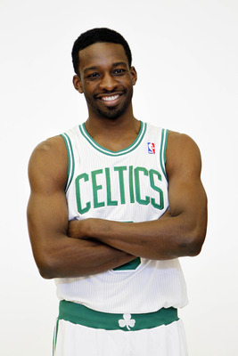 Jeff Green is healthy and raring to go.