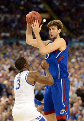 Jeff Withey just missed the cut