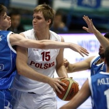 Photo of Przemek Karnowski by FIBA Europe/WOJTEK FIGURSKI
