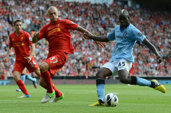 Skrtel has improved dramatically since being paired with Agger at the heart of the Liverpool defence.