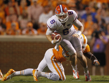 Jeff Driskel is the team's second-leading rusher.