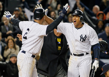 Jeter and Rodriguez are two examples of Yankees stars in the twilight of their careers
