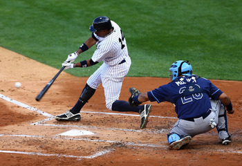 Curtis Granderson is one of many Yankees whose status for next year remains uncertain