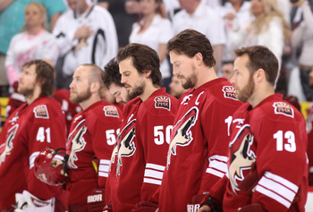 Doan looks to cement his legacy in Coyotes folklore by leading them to the Stanley Cup Finals