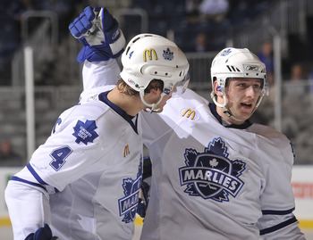 The Toronto Marlies could be sellout-worthy while the Maple Leafs' season is on hold.