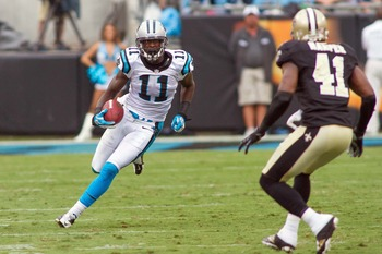 Brandon LaFell (11) has emerged as a breakout player in the first two games of the season.