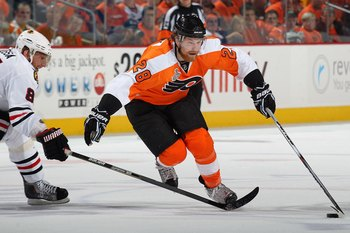 Claude Giroux