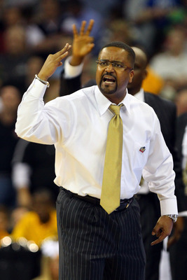 Frank Haith's Missouri Tigers were upset by Norfolk State in the second round of the NCAA tournament last season.