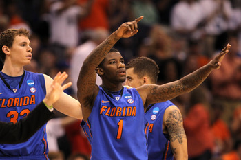 Florida has advanced to the Elite Eight in each of the last two NCAA tournaments.