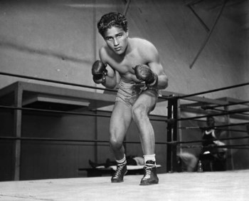 Kid Azteca is usually forgotten in these lists, as he fought most of his career before World War II.
