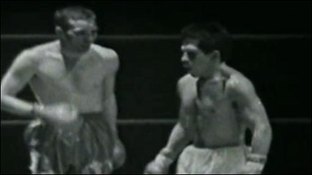 Salvidar (right) is best known for his three fight trilogy with Welsh legend Harry Winstone (left).