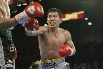 Barrera's three wars with fellow countryman Erik Morales define Mexican boxing.