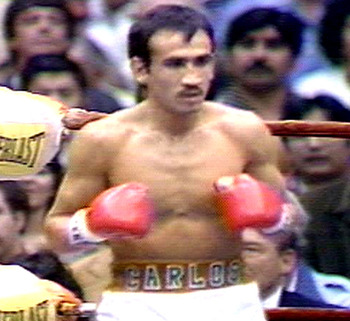 Zarate was voted the best bantamweight of the 20th Century by the Associated Press.