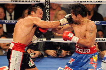 You could easily argue that Marquez won any of his three fights with Manny Pacquiao.