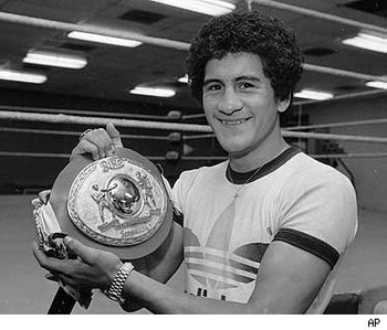 Many believe Sanchez would have been the greatest featherweight of all-time if not for his untimely death.