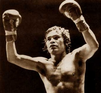 For a long time Ruben Olivares was considered by many to be the best Mexican boxer of all-time.