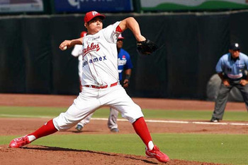 RHP Roberto Osuna // Courtesy of dplbaseball.com