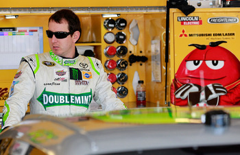 Even though he's not in it, Kyle Busch could have a significant impact upon the Chase.