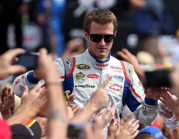 Kasey Kahne's fans would love nothing more than to see him become Cup champ.