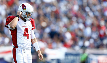 Arizona Cardinals quarterback Kevin Kolb won't be as happy to see his former Eagles teammates once the game begins.